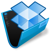 Save and share files with Dropbox